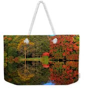 Falloneous Assault Weekender Tote Bag