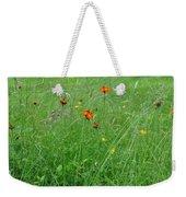 Fallow Field Weekender Tote Bag