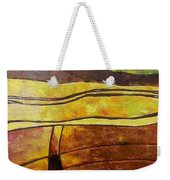 Fallow Ground Weekender Tote Bag