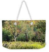Fallow Meadow Weekender Tote Bag