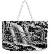 Falls And Trees Weekender Tote Bag