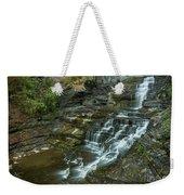 Falls Creek Gorge Trail Weekender Tote Bag