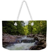Falls In The Mountains Weekender Tote Bag