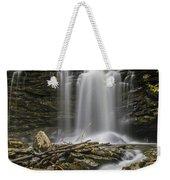 Falls Of Hills Creek 2  Weekender Tote Bag