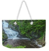 Falls Of Mystery Weekender Tote Bag