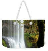 Falls Though The Trees Weekender Tote Bag