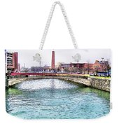 Fallswalk And Shot Tower Weekender Tote Bag