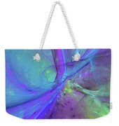 False Dimension Of Heaven Weekender Tote Bag