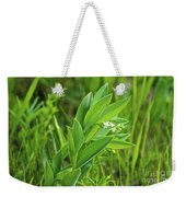 False Solomon Seal Weekender Tote Bag