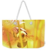 Fame Is A Bee Weekender Tote Bag
