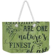 Families Are... Weekender Tote Bag