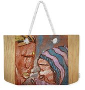 Family 11 - Tile Weekender Tote Bag