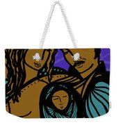 Family Is A Sanctuary Weekender Tote Bag