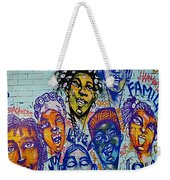 Family Love Weekender Tote Bag