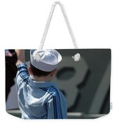 Family Members Welcome Home The Sailors Weekender Tote Bag