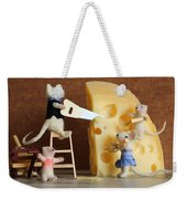 Family Mouse Weekender Tote Bag