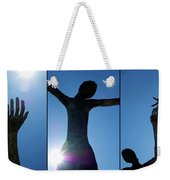 Family Of Man Weekender Tote Bag