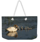 Family Outing Weekender Tote Bag