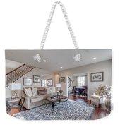 Family Room Weekender Tote Bag