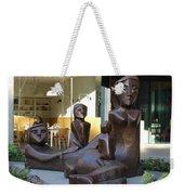 Family Sculpture Weekender Tote Bag