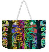 Family United Weekender Tote Bag by Angelina Vick