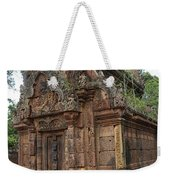 Famous Temple Banteay Srei Cambodia Asia  Weekender Tote Bag