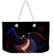 Fan Dance Weekender Tote Bag