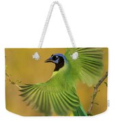 Fan Dancer Weekender Tote Bag