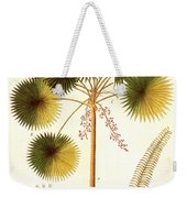 Fan Palm Weekender Tote Bag