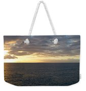 Fanabe Sunset Weekender Tote Bag