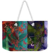 Fanciful Weekender Tote Bag