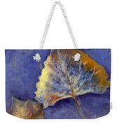 Fanciful Leaves Weekender Tote Bag