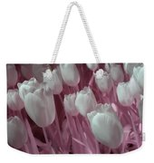 Fanciful Tulips In Pink Weekender Tote Bag