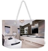 Fancy Bathroom Ensuite Weekender Tote Bag