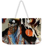 Pow Wow Fancy Dancer 1 Weekender Tote Bag