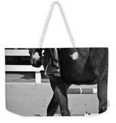 Fancy Feet Weekender Tote Bag