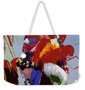 Fancy Pirate Weekender Tote Bag