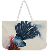 Fantail Flycatcher Weekender Tote Bag