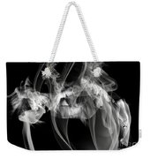 Fantasies In Smoke Iv Weekender Tote Bag
