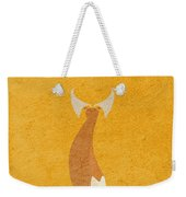 Fantastic Mr. Fox Weekender Tote Bag