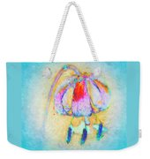 Fantastical Lily Weekender Tote Bag