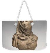 Fantasy Bust Of A Veiled Woman (marguerite Bellanger?) Weekender Tote Bag