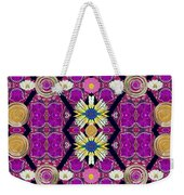 Fantasy Chevron In The Magic Forrest Weekender Tote Bag