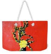 Fantasy Flowers Still Life #162 Weekender Tote Bag
