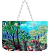 Fantasy Forest Weekender Tote Bag