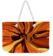 Fantasy In Orange Weekender Tote Bag