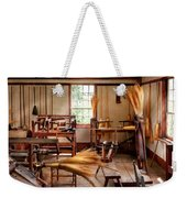 Fantasy - In The Witches Workshop Weekender Tote Bag by Mike Savad