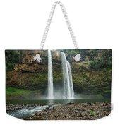 Fantasy Island Falls Weekender Tote Bag