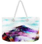 Fantasy Mountain Weekender Tote Bag