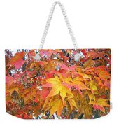 Fantasy Of Fall Weekender Tote Bag